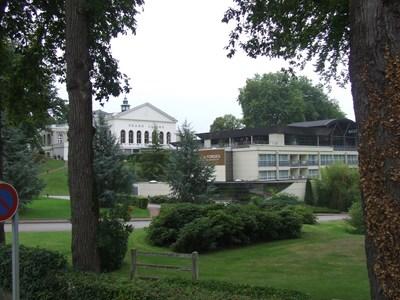 Casino et ancien parc thermal de Forges-les-Eaux