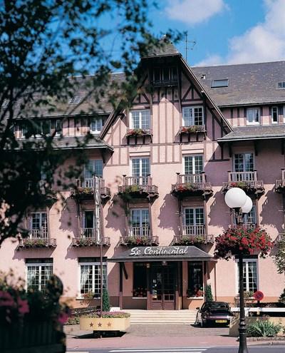 Hôtel Continental de Forges-les-Eaux