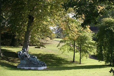 Statue du Cardinal Richelieu - Forges-les-Eaux
